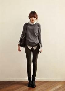 south korean street fashion | Tumblr