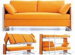 double decker sofe bed transformable sofa bed for small With double decker sofa bed