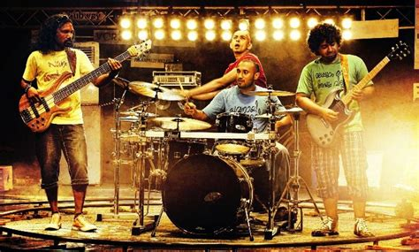 Those who passionate for music. 5 Famous Rock Bands of India - Hello Travel Buzz