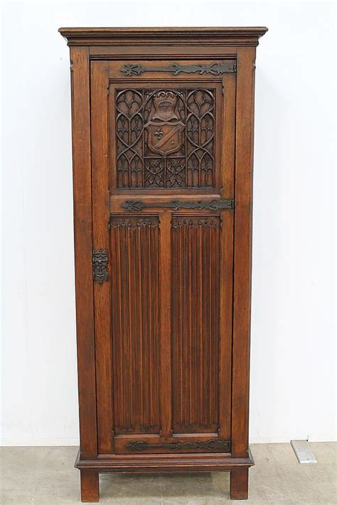 hallway cupboard for coats reproduction carved oak tall hall stand coat cupboard fleur de lis fetish pinterest coats