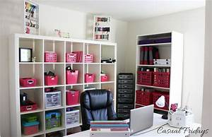 Casual fridays organizing my scrap room the details for Organizing living room family picture ideas