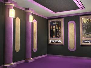 Classic Home Theater Column