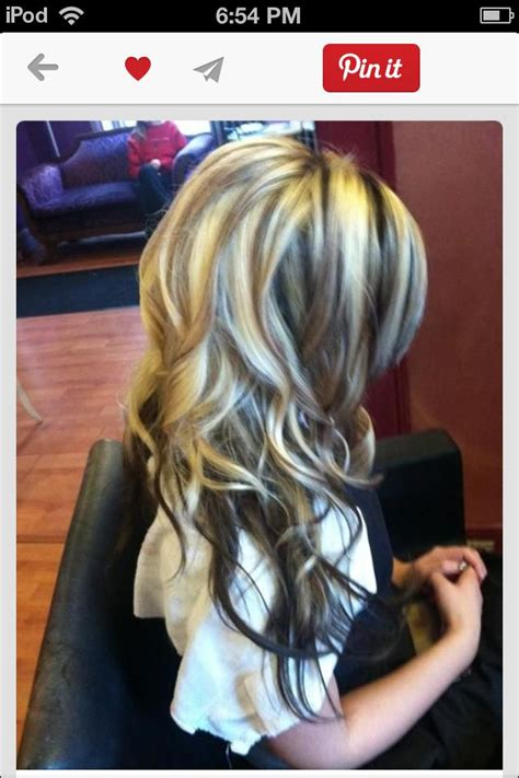 Hairstyles With Brown Underneath by Top 15 Hairstyles You Must See Don T Miss This Hair