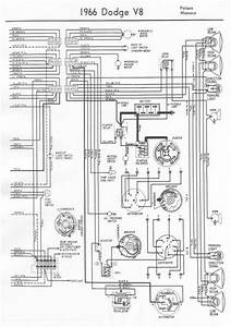 1966 Dodge Monaco Ignition Wiring