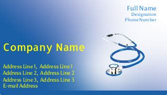 business cards doctor  printasiain hyderabad