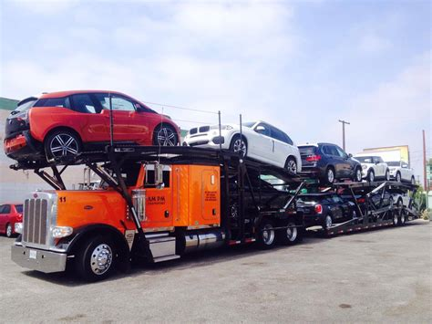 Car Transport Service by Commercial Transport Portland Car Transport Free Auto
