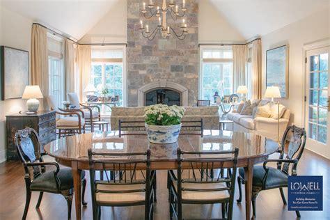lowell custom homes open concept floor plan lowell
