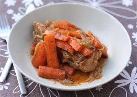 comment cuisiner un jarret de veau mijoté de veau aux oignons carottes et épices chez requia cuisine et confidences