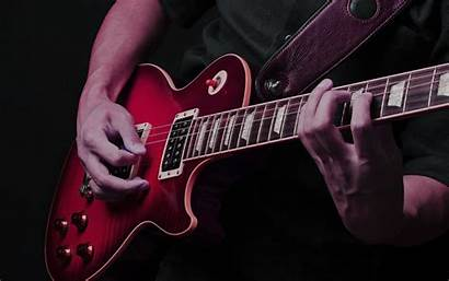 Guitar Playing Electric Artist Wiki Wallpapers Creative