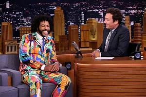 "Daveed Diggs Brings the Sunshine to the ""The Tonight Show ..."