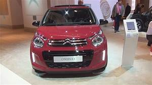 Citroen C1 Puretech 82 Shine : citro n c1 airscape 5 doors puretech 82 s s bvm shine 2017 exterior and interior in 3d youtube ~ Gottalentnigeria.com Avis de Voitures