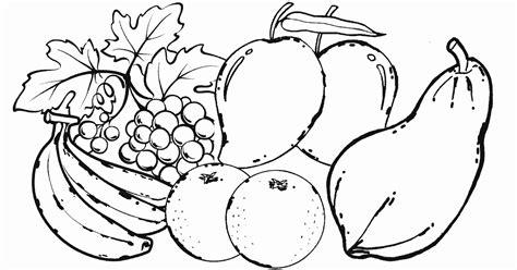 3 gambar mewarnai buah
