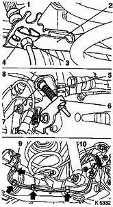 Vauxhall Workshop Manuals  U0026gt  Corsa C  U0026gt  F Rear Axle And Rear