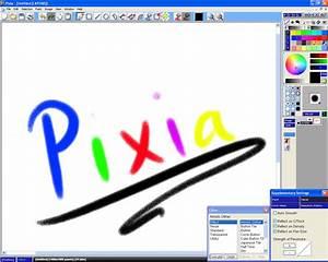 The Manga Journeyman  Pixia And Phierha  Free Drawing Software