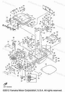 Yamaha Motorcycle 1999 Oem Parts Diagram For Travel Bag