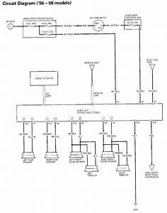 98 Honda Civic Ignition Wiring Diagram
