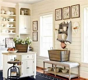 Cozy and chic farmhouse kitchen d?cor ideas digsdigs