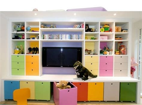 Ways To Organize Toys In Playrooms
