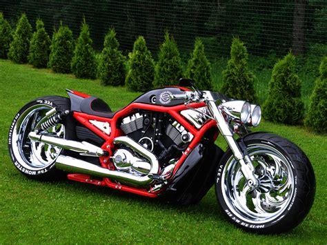 turbocharged custom harley davidson
