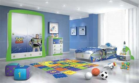 Toy Story Themed Bedroom-kids Bedroom Idea