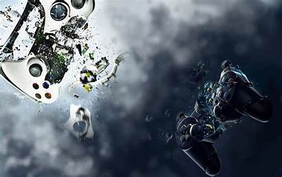 Xbox Ps3 Control Playstation Wallpapers Controller Games
