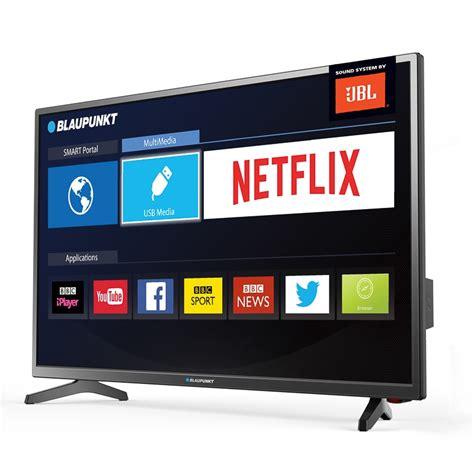 "Blaupunkt 49"" Full Hd Led Smart Tv  Televisions B&m"