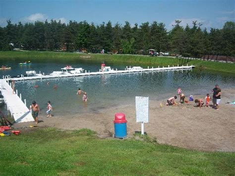 Western Ny Boat Show 2018 by Area And Boat Dock Picture Of Jellystone Park Of