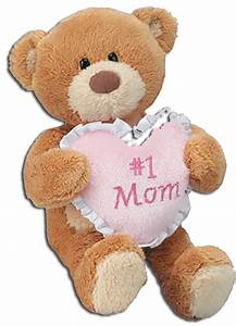 Cuddly Collectibles - Gund Teddy Bears for Mother's Day