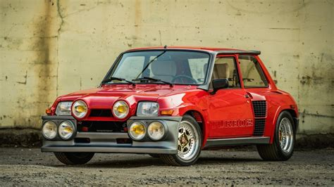 Glorious 1985 Renault R5 Turbo 2 Evolution Is The Perfect