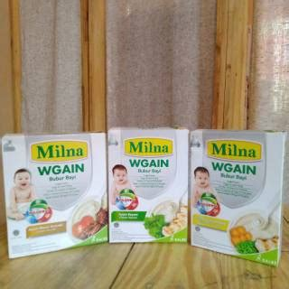 Pure pepayaresep makanan bayi umur 6 bulan sebagai penambahan berat badan selanjutnya juga mudah untuk dicoba. Bubur penambah berat badan bayi 6+ bulan Milna WGAIN | Shopee Indonesia