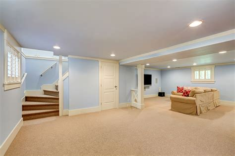 turn  basement   spare bedroom