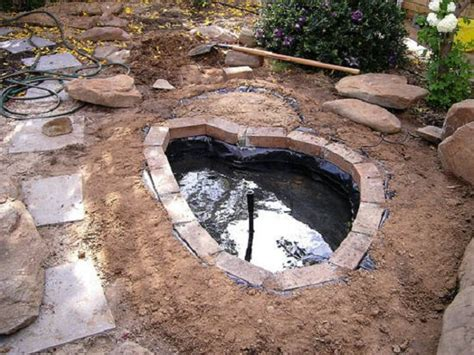 how to build a small pond in your backyard 21 diy water pond ideas diy water gardens for backyards