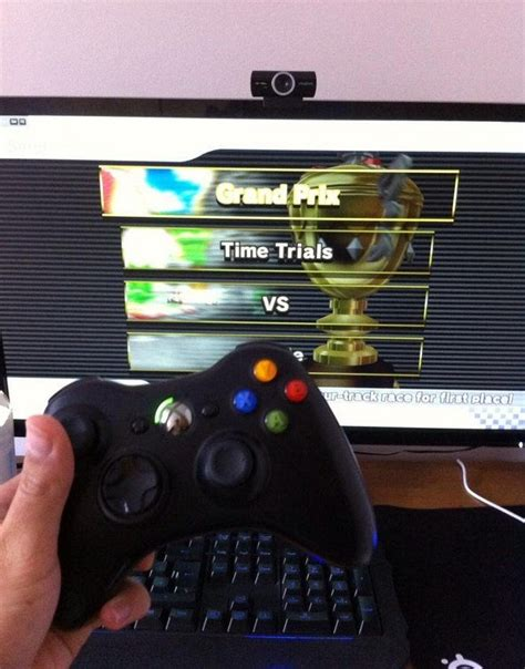 Wii Game Xbox Controller On A Pc In Glorious 60fps 1080p