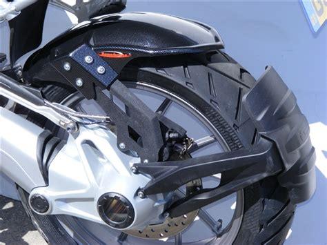 bmw rgs  present rear tire hugger carbon fiber