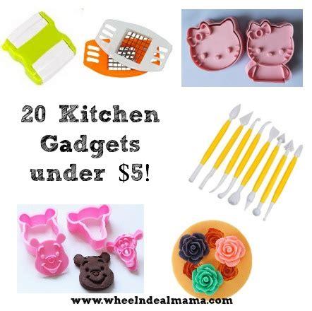Kitchen Gadgets 20 Dollars by 20 Kitchen Gadgets 5 Wheel N Deal