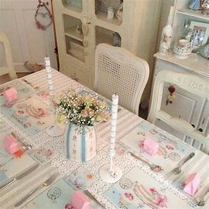 Shabby And Charme : shabby and charme un romanticissimo cottage nella campagna inglese table setting shabby ~ Farleysfitness.com Idées de Décoration