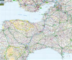 image gallery somerset map