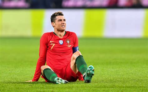 Ronaldo draws blank as Portugal thrashed - FOX Sports Asia