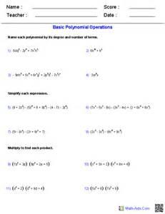 evaluating expressions worksheets algebra 2 worksheets dynamically created algebra 2 worksheets