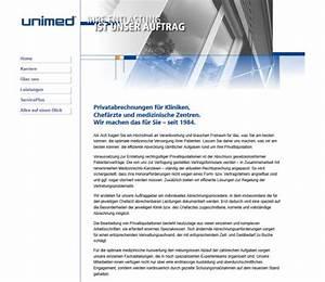 Privatärztliche Abrechnung : unimed abrechnungsservice f r kliniken und service wadern ~ Themetempest.com Abrechnung