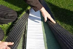 Comment Poser Du Gazon Synthétique : poser un gazon artificiel sur une dalle en b ton 7 points essentiels ~ Nature-et-papiers.com Idées de Décoration