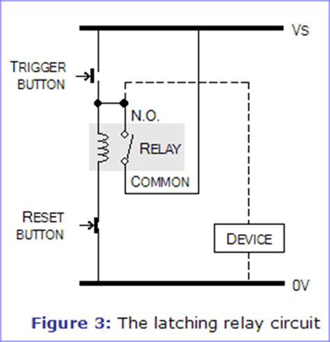 relays electronics in meccano