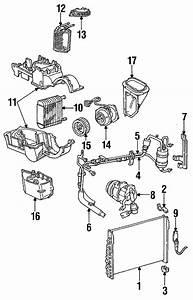 Ford Taurus Cover  Heater Core  Aluminum  W  Aluminum Core