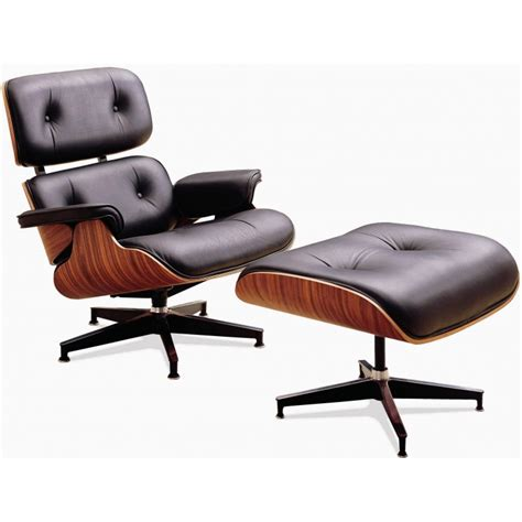 Fauteuil Et Ottoman by Fauteuil Lounge Eames Chair Et Ottomane