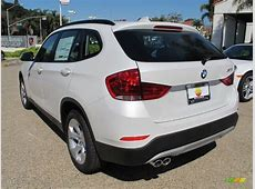 2013 Mineral White Metallic BMW X1 sDrive 28i #69657632