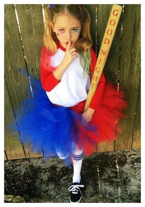 Best 25+ Harley quinn kids costume diy ideas on Pinterest | Diy makeup joker Harly quinn makeup ...