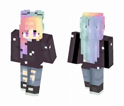 Galaxy Minecraft Skin Skins Superminecraftskins