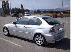 Bmw 320 td compact 2005