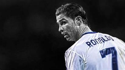 Ronaldo Cristiano Wallpapers Desktop Champions League Madrid