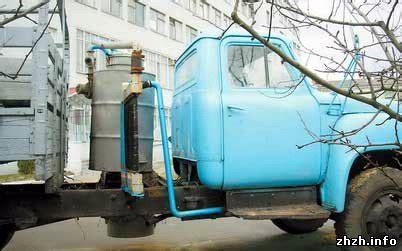 Автомобиль на дровах? в России —